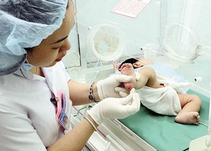 Hải Phòng Tiếp tục phát huy hiệu quả Đề án Sàng lọc sơ sinh, trước sinh