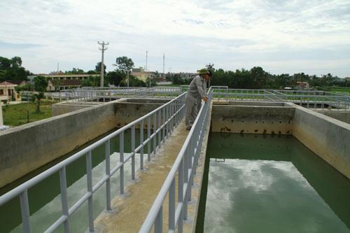Thanh Hóa Nhiều hộ dân được sử dụng nước sạch