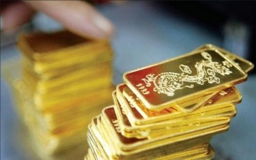 Ngày 23 4, giá vàng trong nước giảm 70 000 đồng lượng