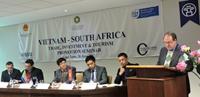 Diễn đàn quảng bá thương mại đầu tư và du lịch Việt Nam – Nam Phi