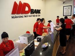 Đổi tên chi nhánh và các đơn vị mạng lưới khác của Ngân hàng TMCP Phát triển Mê Kông