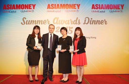 BIDV đạt giải thưởng Ngân hàng nội địa cung cấp dịch vụ ngoại hối tốt nhất Việt Nam lần thứ 3