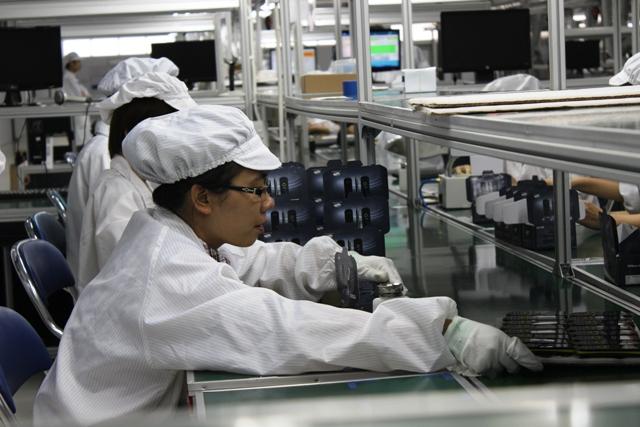 Xu hướng sản xuất kinh doanh ngành công nghiệp chế biến, chế tạo quý III năm 2015