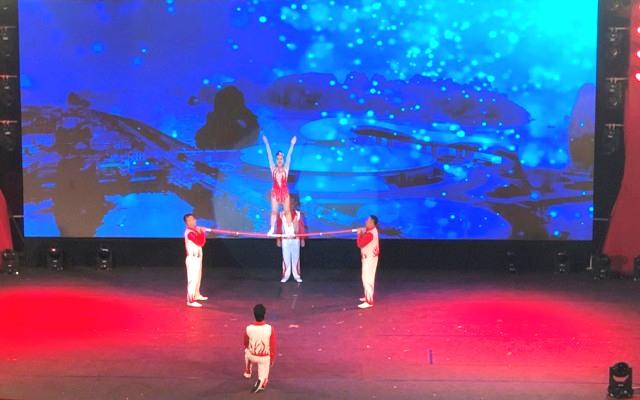 Việt Nam và Canada giành giải Vàng Liên hoan Xiếc Thế giới - Hạ Long 2019
