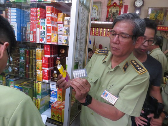 TP Hồ Chí Minh mở đợt cao điểm chống buôn lậu, gian lận thương mại