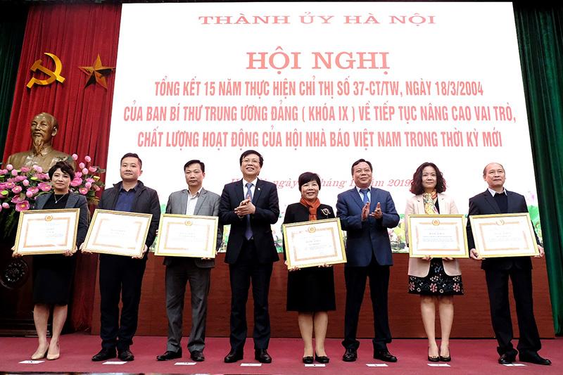 Báo chí Hà Nội cần nâng cao tính hấp dẫn, sắc sảo về nghiệp vụ