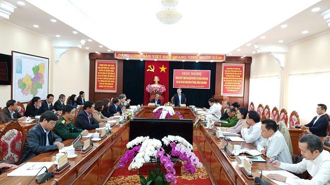 Kiểm tra công tác tiếp nhận, giải quyết tố giác, tin báo về tội phạm tại Lâm Đồng