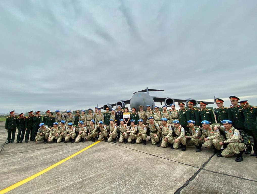 Australia hỗ trợ Việt Nam triển khai lực lượng gìn giữ hòa bình