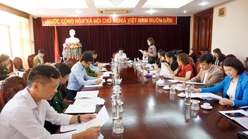 Hoàn thành rà soát nhân sự cấp ủy cho đại hội đảng các cấp trong tháng 12 2019