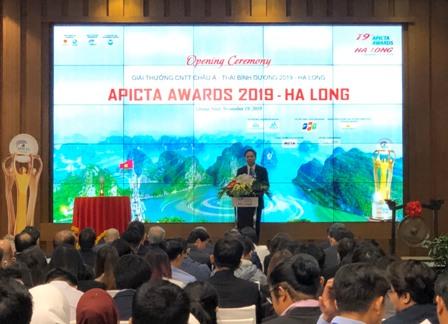 Giải thưởng Công nghệ thông tin Châu Á – Thái Bình Dương 2019