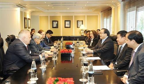 Tăng cường mối quan hệ hợp tác Đảng Cộng sản Việt Nam – Đảng Cộng sản Pháp