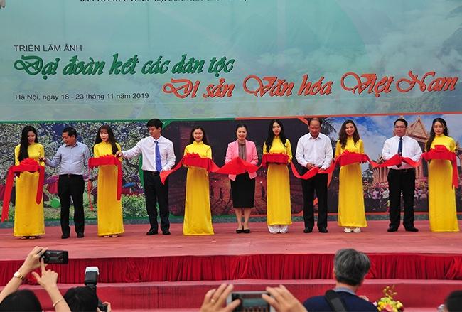 """""""Đại đoàn kết các dân tộc - Di sản văn hóa Việt Nam"""""""