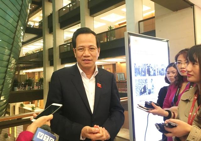 Bộ trưởng Đào Ngọc Dung Khoảng 3 triệu người sẽ được nghỉ hưu sớm hơn khoảng 5 năm
