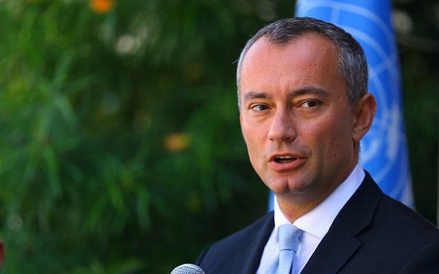 Liên hợp quốc quan ngại trước việc Mỹ đảo ngược chính sách về khu Bờ Tây