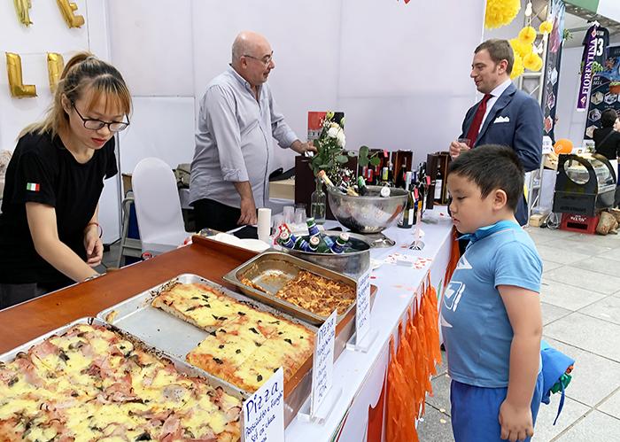 Trải nghiệm ẩm thực, văn hóa Italia tại Hà Nội