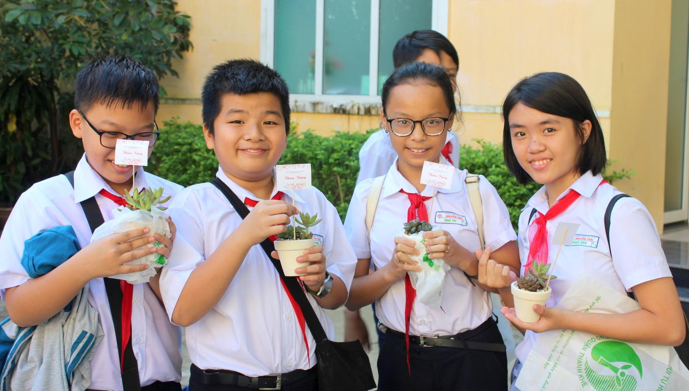 Đà Nẵng Nâng cao nhận thức phân loại rác tại nguồn cho giáo viên và học sinh