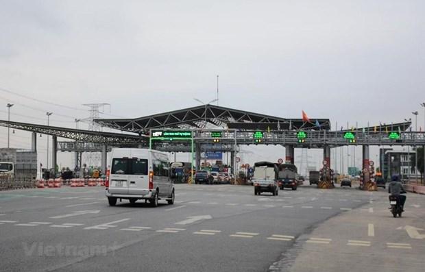 Bộ Giao thông Vận tải kiến nghị Chính phủ gia hạn tiến độ dự án thu phí không dừng