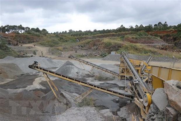 2 người thương vong khi nổ mìn tại mỏ đá ở tỉnh Đắk Nông