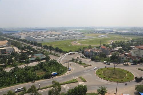Vĩnh Phúc đã hình thành 3 tiểu vùng trong phát triển kinh tế