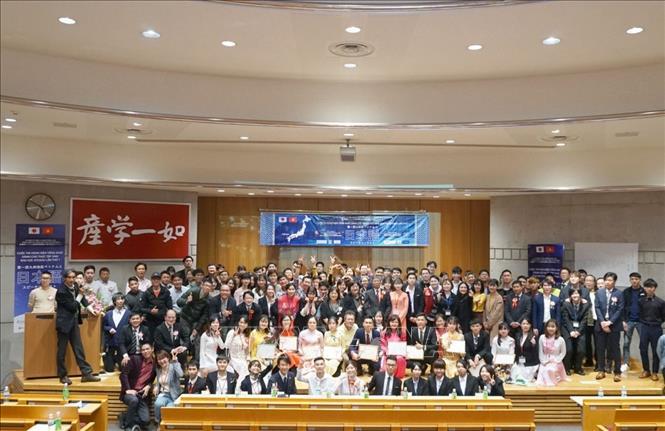 Thực tập sinh Việt Nam tích cực tham gia thi hùng biện tiếng Nhật
