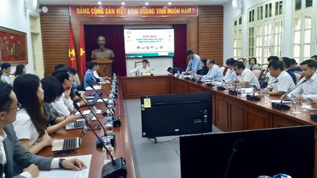 Nhiều hoạt động trong Tuần văn hóa, Du lịch tỉnh Hòa Bình năm 2019