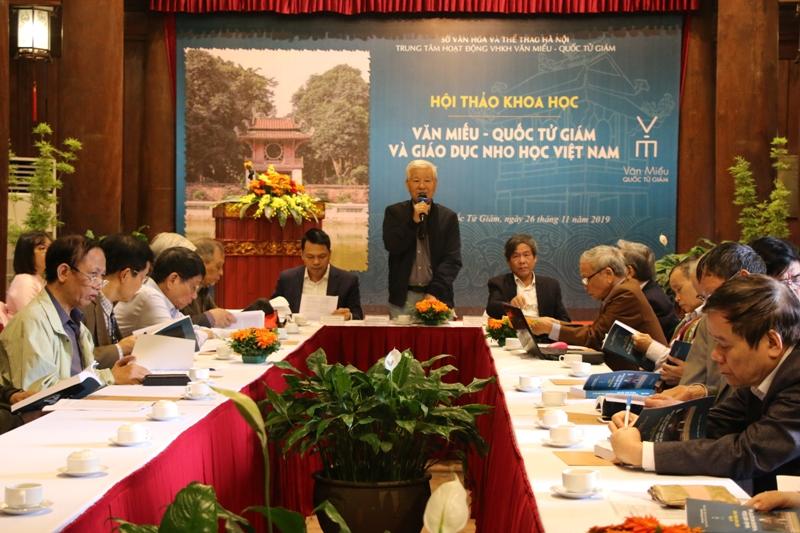 Văn Miếu – Quốc Tử Giám Biểu tượng của giáo dục Nho học Việt Nam