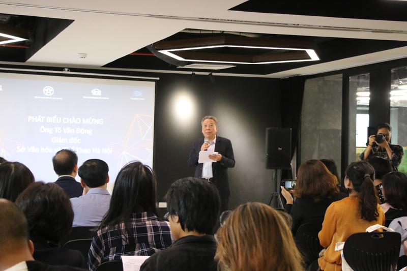 Thúc đẩy phát triển không gian văn hóa sáng tạo tại Hà Nội