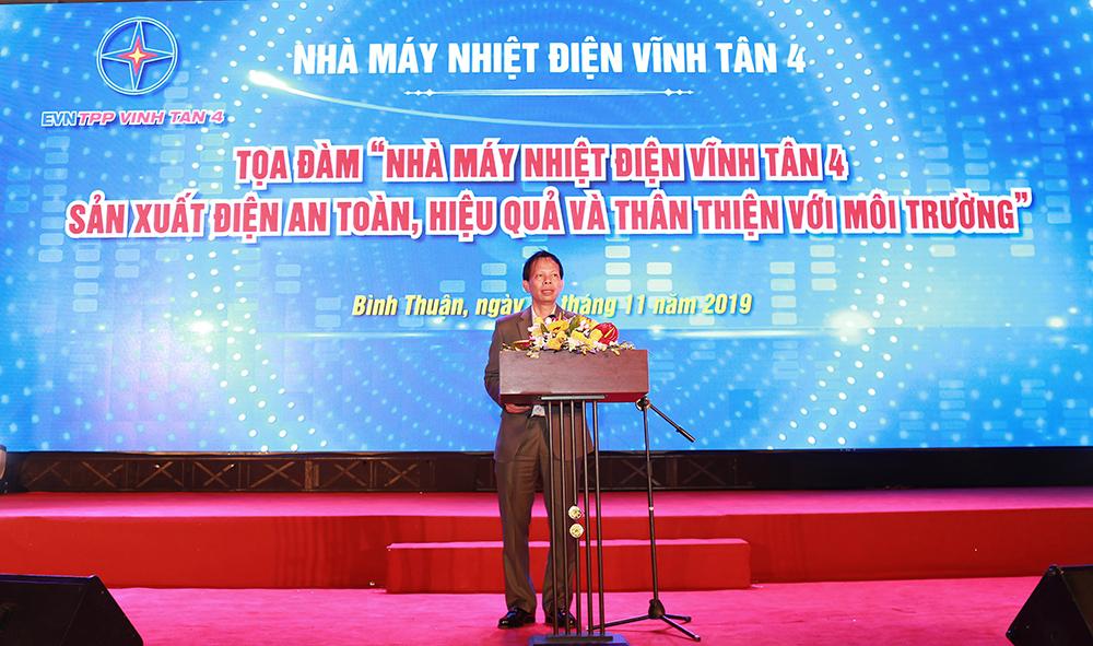 Nhà máy Nhiệt điện Vĩnh Tân 4 sản xuất điện an toàn, hiệu quả và thân thiện với môi trường