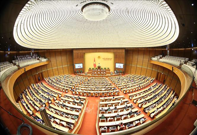 Kỳ họp thứ 8, Quốc hội khóa XIV Thông cáo báo chí số 28