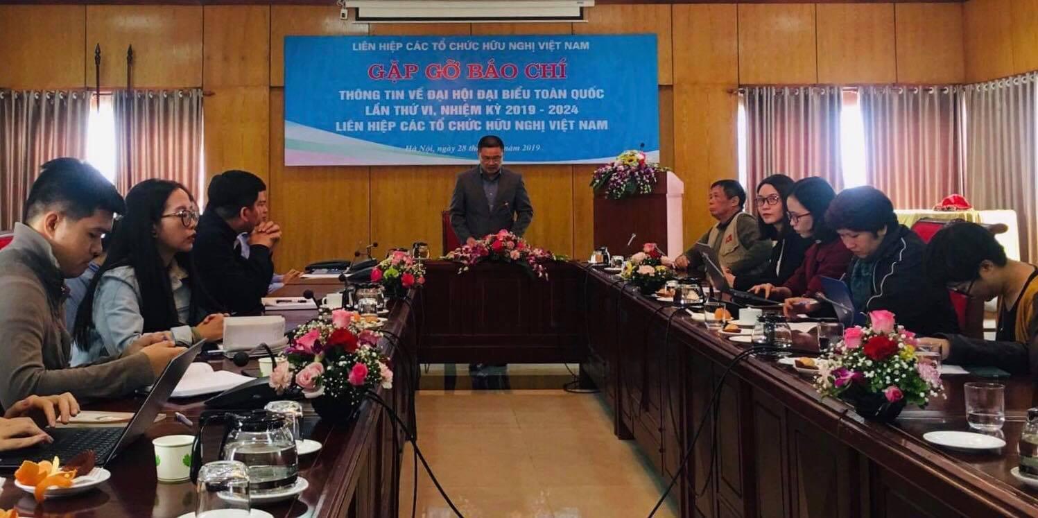 Đổi mới, phát huy vai trò nòng cốt trong công tác đối ngoại nhân dân