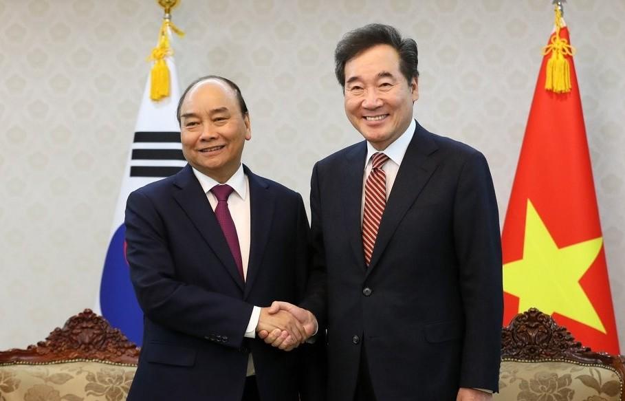 Quan hệ Đối tác hợp tác chiến lược Việt Nam - Hàn Quốc phát triển nhanh chóng, hiệu quả