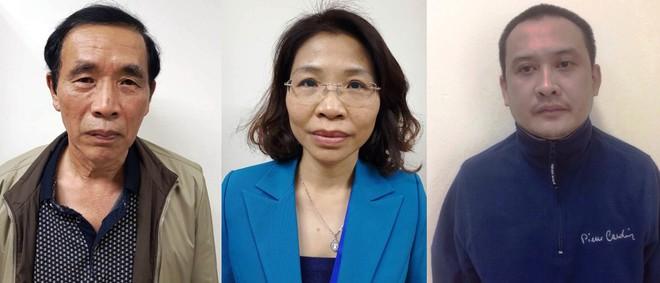 Vụ Nhật Cường Bắt nguyên Phó Giám đốc Sở Kế hoạch và Đầu tư Hà Nội