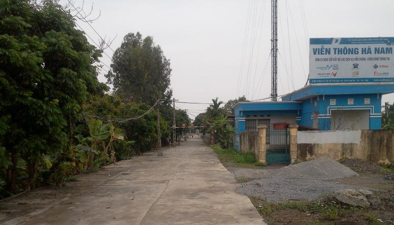 Hà Nam tích cực chỉ đạo xây dựng nông thôn mới kiểu mẫu