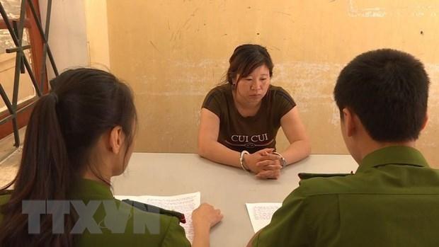 Gần 3 500 người Việt Nam là nạn nhân của buôn bán người