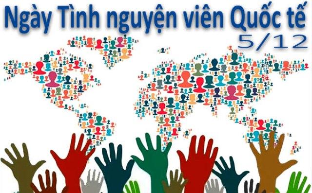 Phát huy vai trò của tình nguyện viên quốc tế