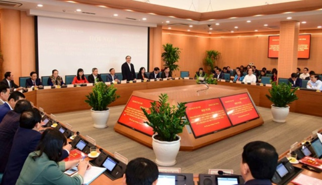 Hà Nội – Hà Tĩnh Cụ thể hóa kết luận về chương trình hợp tác, phát triển