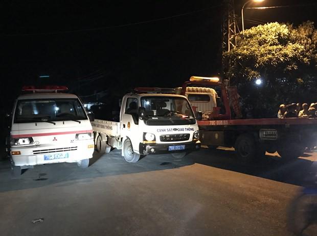 Đã xác định danh tính 7 nạn nhân trong vụ TNGT nghiêm trọng ở Phú Yên