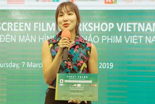 Ngọt, mặn  đoạt giải tại Liên hoan phim quốc tế Singapore 2019