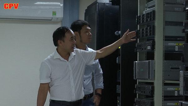BHXH Hà Nội Đẩy mạnh ứng dụng công nghệ thông tin để phục vụ người dân và doanh nghiệp