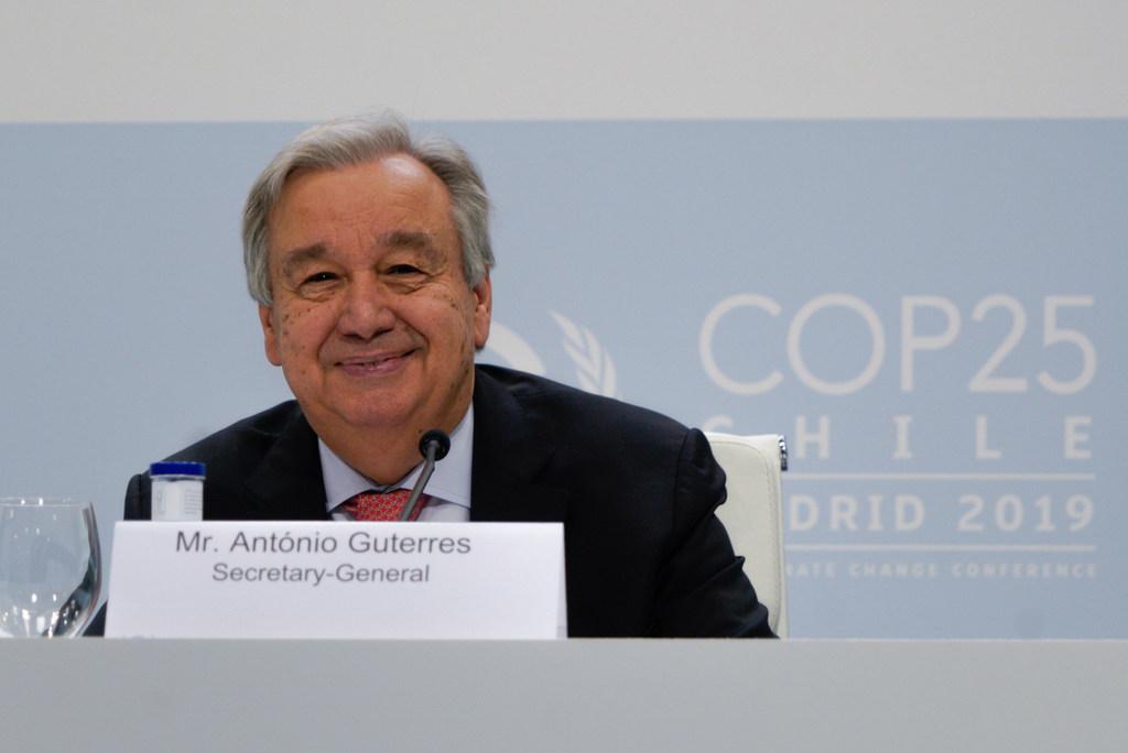 TTK Liên hợp quốc Khủng hoảng khí hậu tiến gần tới điểm không thể cứu vãn