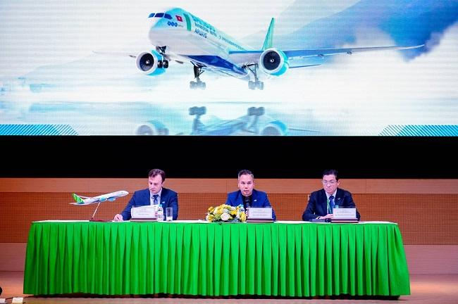 Bamboo Airways sắp đón máy bay Boeing 787-9 Dreamliner