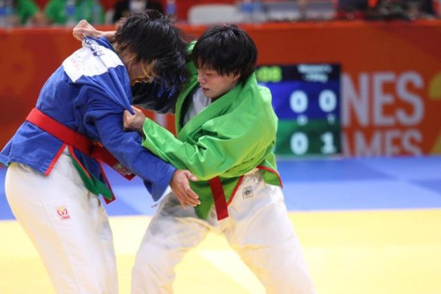 Việt Nam đứng thứ 2 trên bảng tổng sắp huy chương SEA Games 30