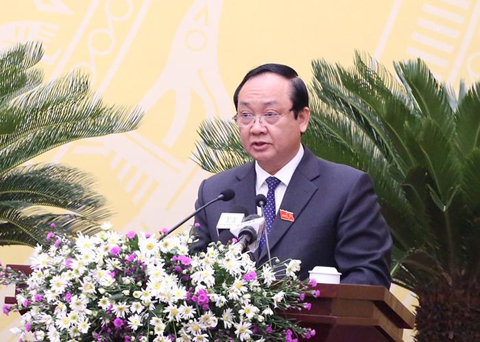 Hà Nội tiếp tục cải thiện môi trường đầu tư