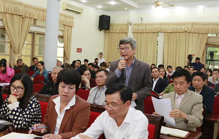 """Kiến nghị của cử tri Hà Nội """"Nóng"""" nhiều vấn đề liên quan đến đời sống dân sinh"""