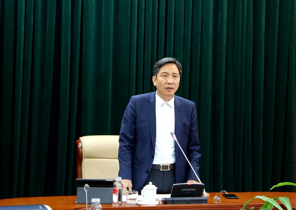 Thông qua Đề án sắp xếp huyện, xã của tỉnh Nam Định, tỉnh Hòa Bình và thành phố Hải Phòng