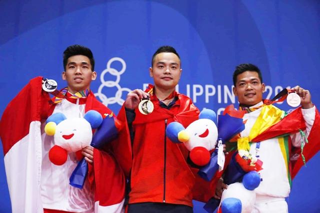Việt Nam giành 23 HCV tại SEA Games 30