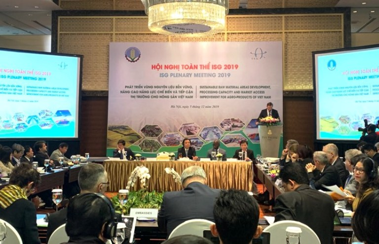 Nâng cao năng lực chế biến và tiếp cận thị trường cho nông sản Việt Nam