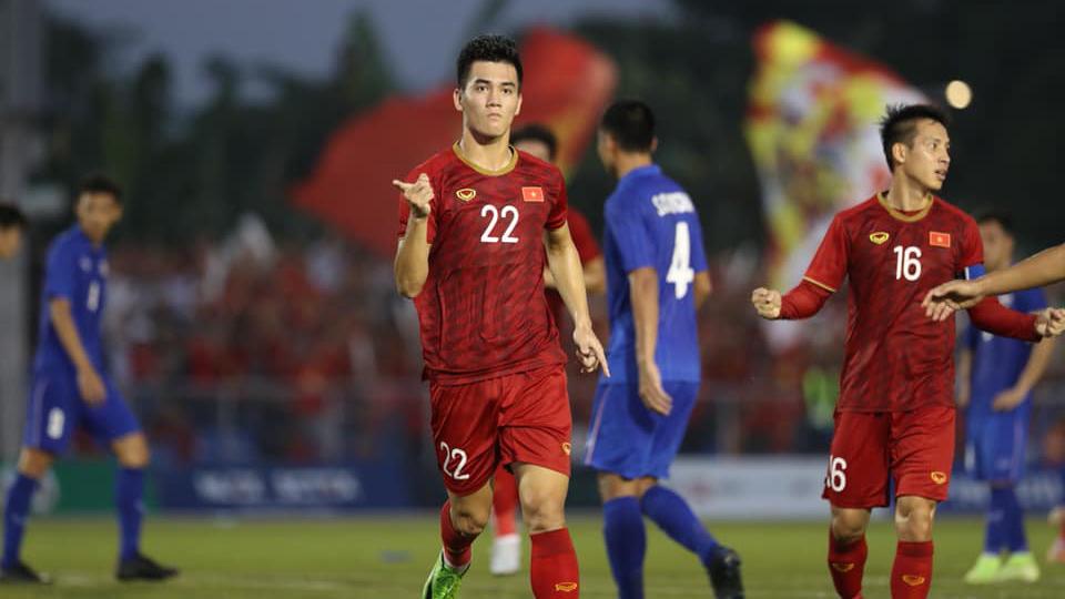 Loại Thái Lan, U22 Việt Nam vào bán kết SEA Games 30