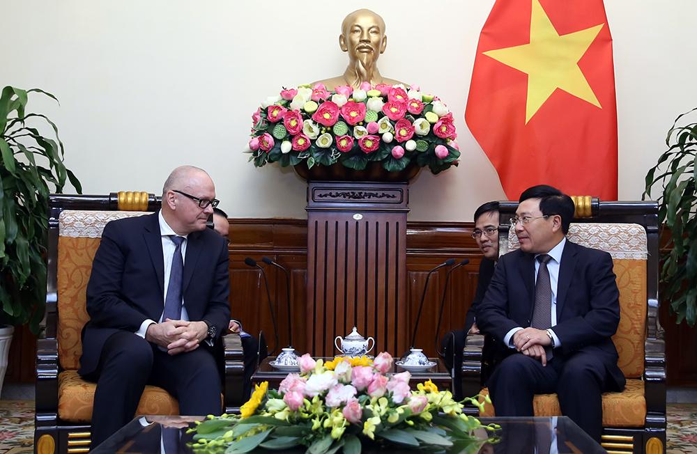 Đức ủng hộ thúc đẩy quan hệ Việt Nam – EU