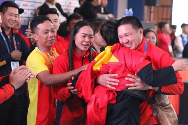 SEA Games 30 Việt Nam giành HCV Pencak Silat